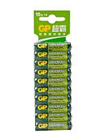GP-gp24g 2isp10 ааа углерода цинка батареи 1.5V 10 шт