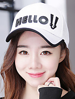 Women 's Spring Summer Letters Printed Sports Breathable Net Outdoor Sunshine Mountaineering Travel Shade Sun Baseball Cap