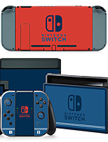 Nintendo Switch Stickers Color Fashion Personality Cartoon Random Delivery