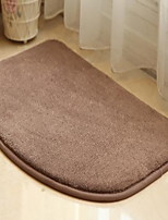 Casual Polyester Bath Rugs 50*80cm