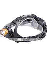 U'King® ZQ-X839GO 2*XPE Natural/ UV Purple 4Mode Zoomable Multifunction Headlamp Bicycle Light
