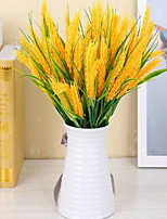1 Branch Plastic Others Tabletop Flower Artificial Flowers 20*20*35