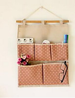Storage Bags Textile withFeature is Open  For Cloth Wall Storage Bag