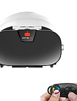 Original FiiT VR 3F Virtual Reality VR Box For 4.0-6.4 Inch Smartphone 3D Glasses with Smart Bluetooth Wireless Remote Control Gamepad