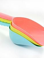 pet dog food plastic shovel tool Cat shovel free shipping Siza L
