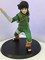 Anime Action-Figuren Inspiriert von Cosplay Rock Lee PVC 14 CM Modell Spielzeug Puppe Spielzeug