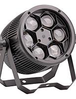 U'King® 80W 6*10w RGBW 4 in 1 Cree LED Par Stage Effect Light 5/6/8/13CH Multi-modes DMX Voice Strobe 1pcs