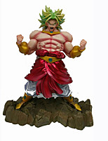 Anime Action Figures Inspired by Dragon Ball Saiyan PVC 25 CM Model Toys Doll Toy 1pc