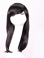 New Arrival Sexy Synthetic Wigs long Straight hair Black Color Synthetic Wigs For Women