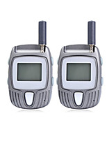 OT-80 2pcs 22 Channel UHF Walkie Talkie Sports Style