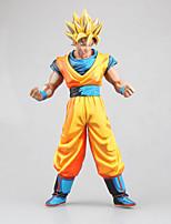 Figuras de Ação Anime Inspirado por Dragon ball Son Goku PVC 27 CM modelo Brinquedos Boneca de Brinquedo
