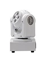 u'king® слойного 100w 41 промывной луча RGBW LED перемещение ступени эффект головного света 15 / 21ch режимы автоматического / звука /