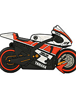 32GB motorcycle rubber USB2.0 flash drive disk