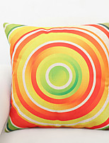 1 pcs Polyester Pillow Cover,Graphic Prints Accent/Decorative