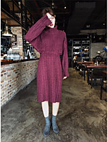 Sign horn sleeve solid color retro chic pit was thin stripe suit