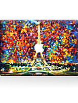 For MacBook Air 11 13/Pro13 15/Pro with Retina13 15/MacBook12  Eiffel Tower Decorative Skin Sticker