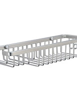 Bathroom Rack Bathroom Shelf / AnodizingA Grade ABS Aluminum /Contemporary