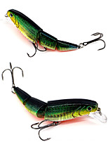 2 pcs Hard Bait Random Colors 16 g Ounce mm inch,Metal Plastic General Fishing