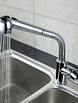 Pull-out/Pull-down Kitchen Faucet Standard Spout Centerset Thermostatic Rain Shower Pullout Spray Sink Taps Mixer