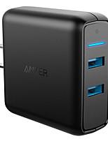 Портативное зарядное устройство Для iPad Для мобильного телефона Voor tablet 2 USB порта Стандарт США