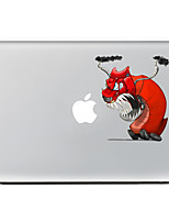 For MacBook Air 11 13/Pro13 15/Pro With Retina13 15/MacBook12 Car Fury Decorative Skin Sticker