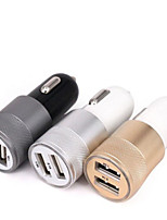 USB2.0 Car USB Charger Socket Other 2 USB Ports Charger Only Car 5V/2.1A