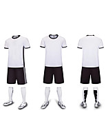 Men's Soccer Clothing Sets/Suits Breathable Sweat-wicking Comfortable Spring Summer Fall/Autumn Winter Solid LinenLeisure Sports