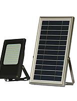 120led luzes de garagem luzes solares floodlight