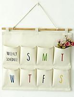 Мешки для хранения Текстиль сОсобенность является Открытые , Для Бельё Ткань