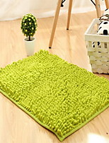Casual Polyester Bath Rugs 60*90cm