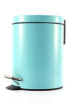 1 Kitchen Carbon Steel Trash Bag & Can