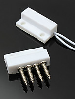 5pcs Magnetic Reed Switch Alarms 100V DC