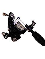 Macchinetta per tatuaggi a bobina Acciaio al carbonio Linee e ombre 8 8000-15000