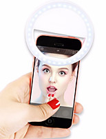 Selfie-Licht Grafik ABS Plastik