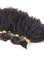 Bundle cheveux Cheveux Brésiliens Très Frisé 12 mois 3 Pièces tissages de cheveux