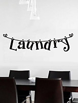 Word Wall Sticker Vinyl Material Home Decoration