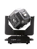 U'King® 100W Cube 12*10W 4 in 1 RGBW CREE LED Moving Rotate Head Stage Effect Light 1pcs