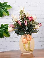 1 Une succursale Fleur séchée Fleur de Table Fleurs artificielles