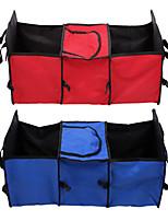 Kofferraum Aufbewahrungstasche Oxford-Tuch Autoaufberietung Falten LKW Ablagebox Kofferraum ordentlich Beutelorganisator Aufbewahrungsbox