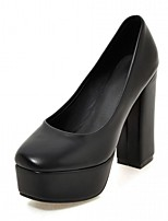 Women's Heels Spring Summer Fall  Novelty Patent Leather Leatherette Wedding Office & Career Party & Evening Dress Casual
