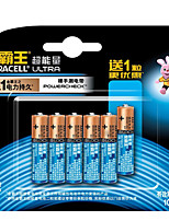 Duracell м3 ааа щелочные батареи 1.5В 6 шт
