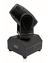 u'king® мини привело RGBW (4 в 1) 10w импорт бисер 14ch вращающаяся голова свет этапа DMX512 голосовое 1шт
