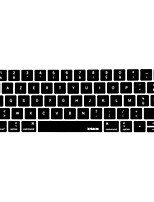 XSKN® French AZERTY Silicone Keyboard Skin and Touchbar Protector for 2016 Newest MacBook Pro 13.3/15.4 with Touch Bar Retina Display  (US/EU Layout)
