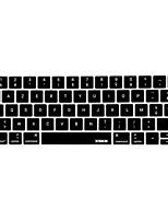 xskn® francés piel de silicona teclado AZERTY y protector barra táctil para el 2016 más nuevo MacBook Pro 13.3 / 15.4 con pantalla táctil