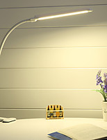 LED Clip Table Lamp Eye Protection Student Desk Lamp Writing Reading Lamp Rechargeable Bedroom Bedside Lamp