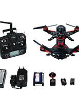 Drone Walkera 6 Canais 3 Eixos 5.8G Com Câmera Quadcópero com CR Controlar A Câmara Posicionamento GPS Com CâmeraQuadcóptero RC Câmera