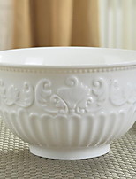 1 Pcs Ceramic Serving & Salad Bowl Dinnerware with High Quality