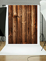 5x7ft деревянная стена пол фотографий фон студия реквизита синей доска тема новая