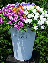 1 Ramo Plástico Outras Flor de Mesa Flores artificiais 23*23*25
