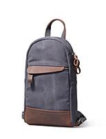 Men Canvas Outdoor Sling Shoulder Bags
